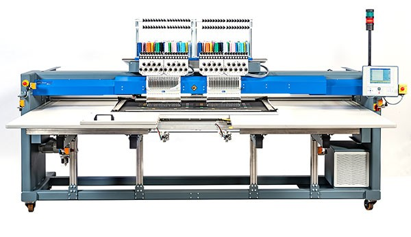Racer 02-18 - Commercial Embroidery Machine