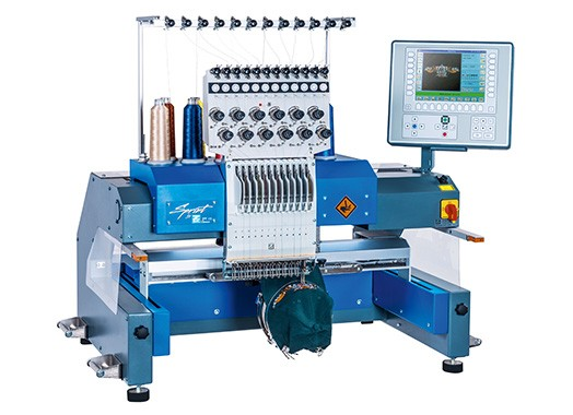 Sprint 6 - Commercial Embroidery Machine